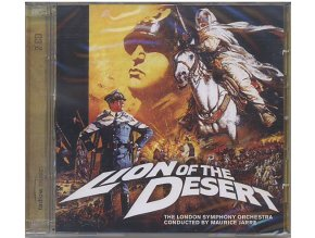 Lion of the Desert / The Message (soundtrack - CD)