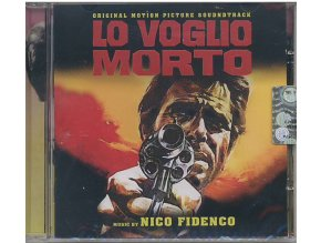 Lo Voglio Morto (soundtrack - CD)