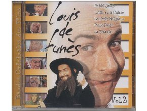 Louis de Funes vol. 2 (CD)