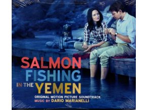 Lov lososů v Jemenu (soundtrack - CD) Salmon Fishing in the Yemen