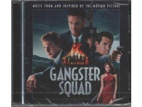 Lovci mafie (soundtrack - CD) Gangster Squad
