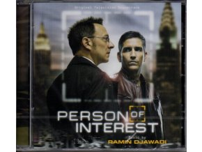 Lovci zločinců (soundtrack - CD) Person of Interest