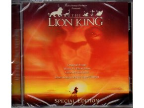 lion king soundtrack cd special edition hans zimmer