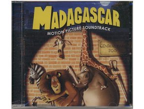 Madagaskar (soundtrack - CD) Madagascar