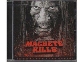 Machete zabíjí (soundtrack - CD) Machete Kills