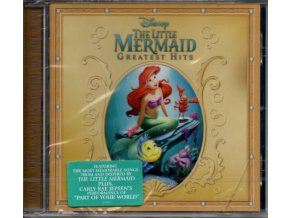 Malá mořská víla (soundtrack - CD) The Little Mermaid Greatest Hits