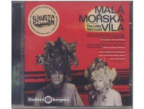 Malá mořská víla (soundtrack - CD)