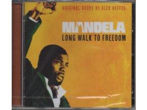 Mandela: Dlouhá cesta ke svobodě (score - CD) Mandela: Long Walk to Freedom