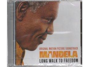 Mandela: Dlouhá cesta ke svobodě (soundtrack - CD) Mandela: Long Walk to Freedom