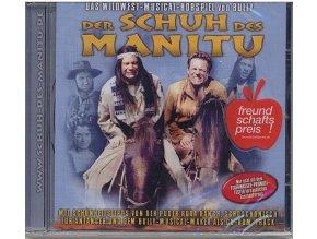 Manitouova bota (soundtrack - CD) Der Schuh des Manitu