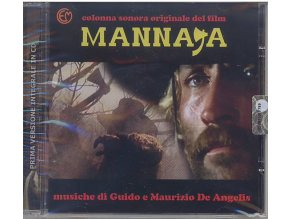 Mannaja (soundtrack - CD)