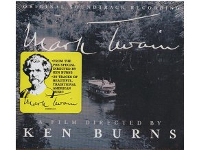 Mark Twain (soundtrack - CD)