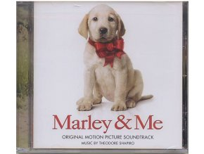 Marley a já (soundtrack - CD) Marley and Me