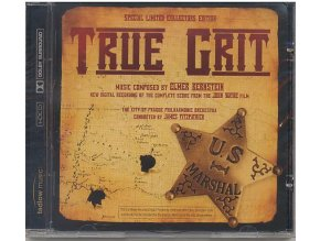 Maršál (soundtrack - CD) True Grit