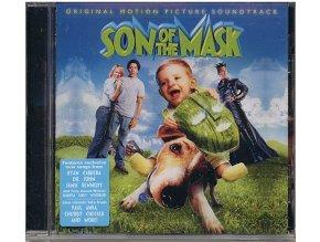 Maska Junior (soundtrack - CD) Son of the Mask