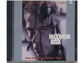 Maximální riziko (soundtrack - CD) Maximum Risk