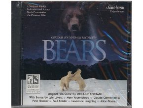 Medvědi (soundtrack - CD) Bears