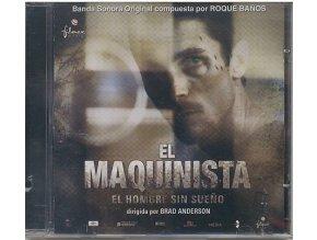 Mechanik (soundtrack) El Maquinista - The Machinist