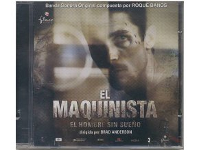 Mechanik (soundtrack - CD) El Maquinista - The Machinist