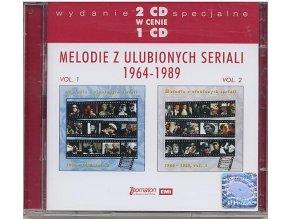 Melodie z ulubionych seriali 1964 - 1989 vol. 1+2 (2 CD)
