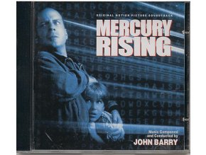 Mercury (soundtrack - CD) Mercury Rising