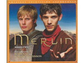 Merlin: Series Two (soundtrack - CD)