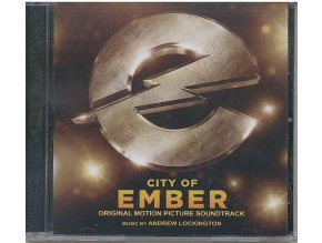 Město Ember (soundtrack - CD) City of Ember