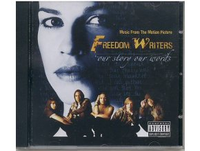 Mezi řádky (soundtrack - CD) Freedom Writers