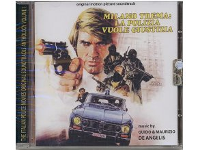 Milano Trema: La Polizia Vuole Giustizia (soundtrack - CD) The Violent Professionals