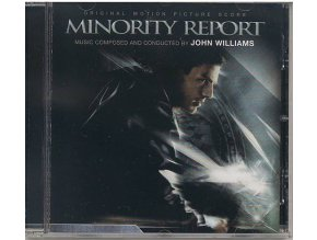 Minority Report (score - CD)