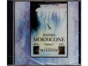 mission soundtrack cd ennio morricone