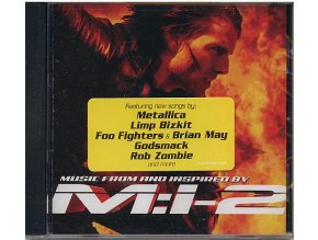 Mission: Impossible 2 (soundtrack - CD)