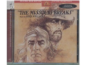 Missourské rokle / Zastavení na Missouri (soundtrack - CD) The Missouri Breaks