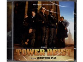 tower heist soundtrack christophe beck