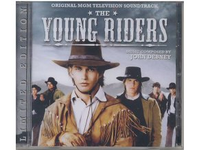 Mladí jezdci (soundtrack - CD) The Young Riders