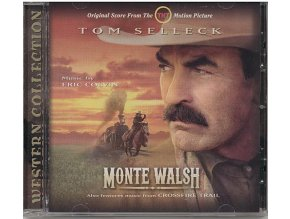 Monte Walsh / Podtrh (soundtrack - CD) Monte Walsh / Crossfire Trail