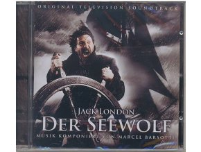 Mořský vlk (soundtrack - CD) Jack London Der Seewolf
