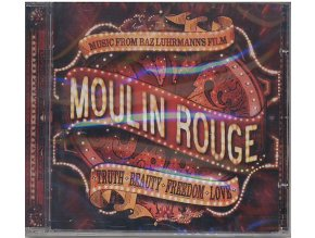 Moulin Rouge (soundtrack - CD)