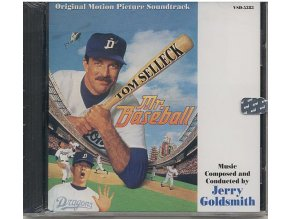 Mr. Baseball (soundtrack - CD)