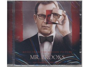 Mr. Brooks (soundtrack - CD)