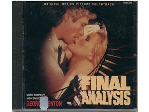 Mrazivá vášeň (soundtrack - CD) Final Analysis