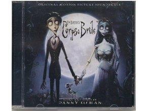 Mrtvá nevěsta Tima Burtona (soundtrack - CD) Corpse Bride