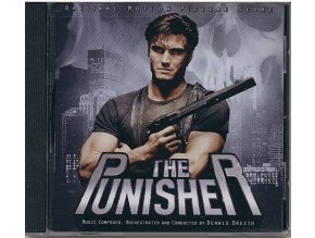 Mstitel (soundtrack - CD) The Punisher