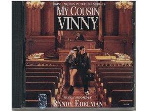 Můj bratranec Vinny (soundtrack - CD) My Cousin Vinny