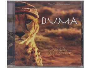 Můj kamarád gepard (soundtrack - CD) Duma