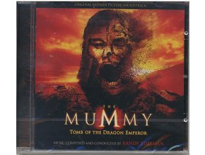 Mumie: Hrob Dračího císaře (soundtrack - CD) The Mummy: Tomb of the Dragon Emperor