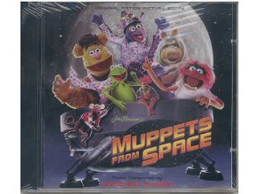 Muppeti z vesmíru (score - CD) Muppets from Space