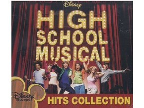Muzikál ze střední (soundtrack - CD) High School Musical Hits Collection
