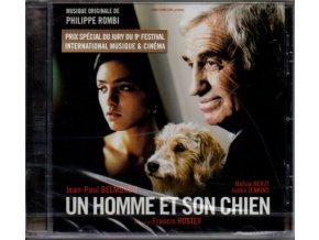Muž a jeho pes (soundtrack - CD) Un Homme Et Son Chien