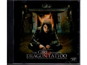 Muži, kteří nenávidí ženy (soundtrack - CD) The Girl with the Dragon Tattoo